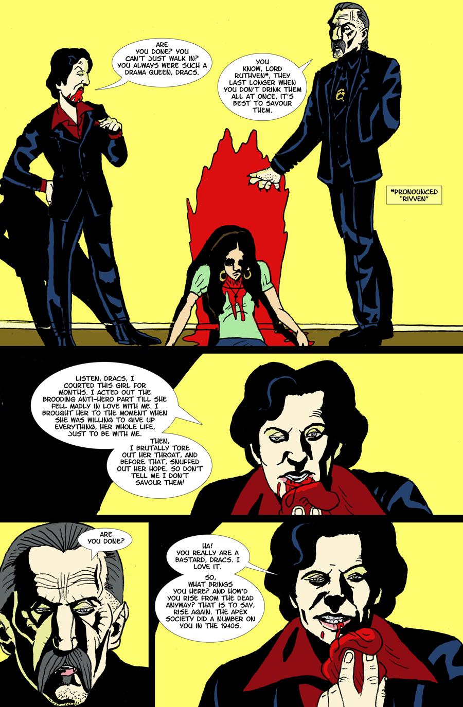 Undeath #1 Page 8