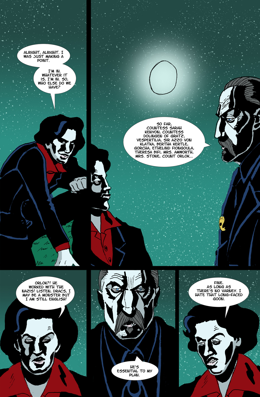 Undeath #1 Page 12