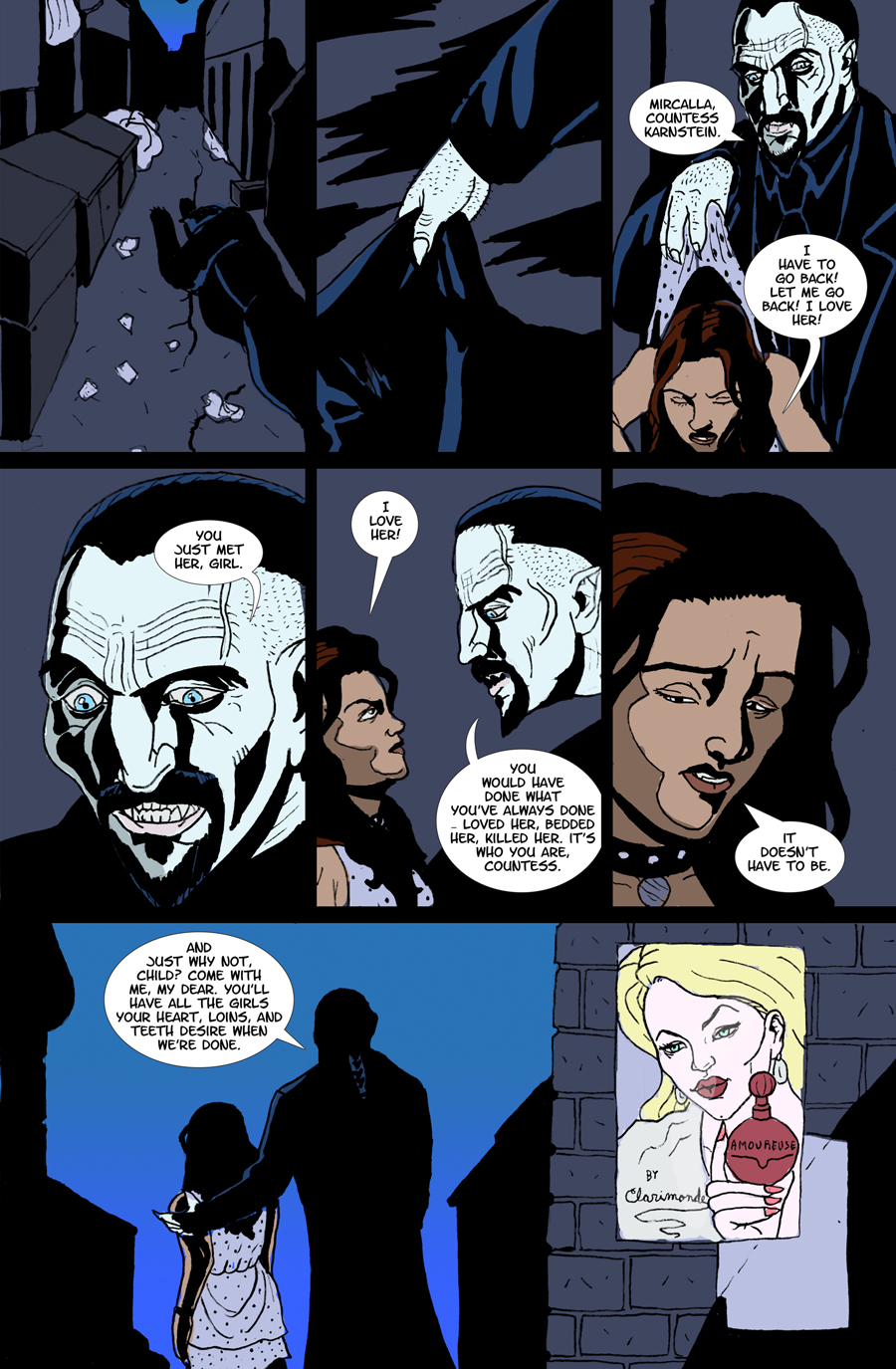Undeath #1 Page 15