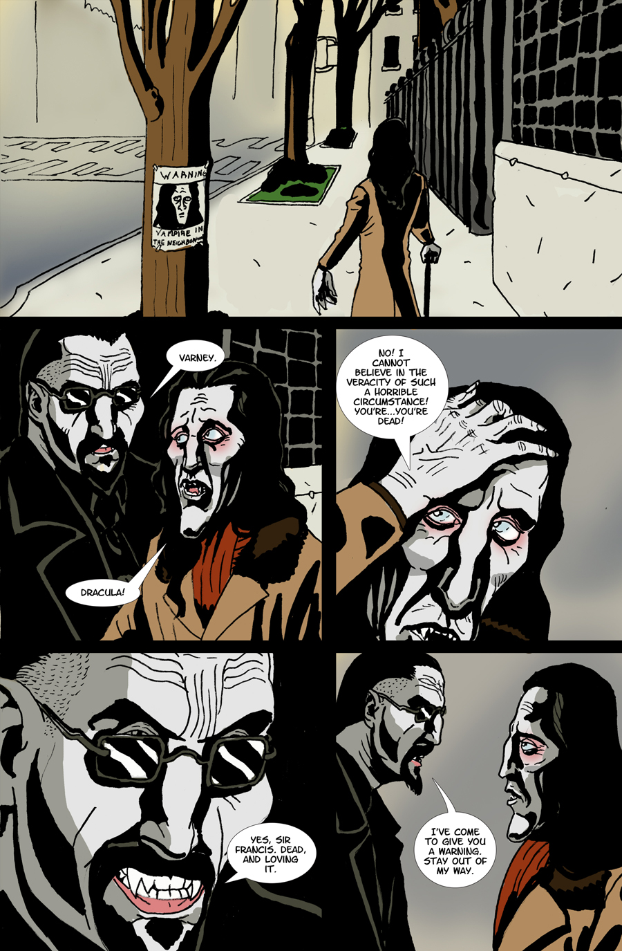 Undeath #1 Page 19