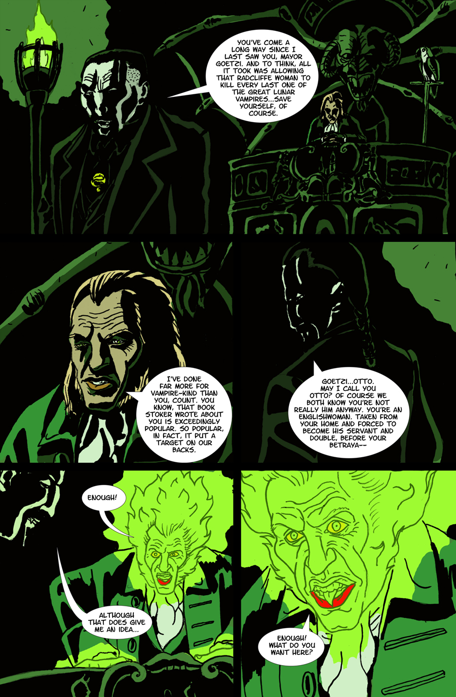 Undeath #2 Page 2