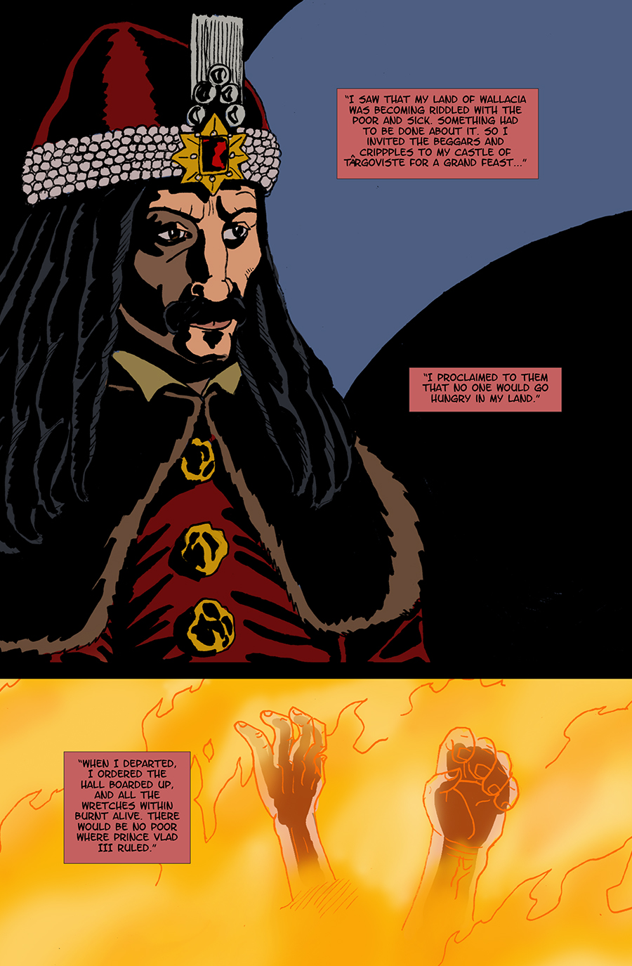Undeath #2 Page 4