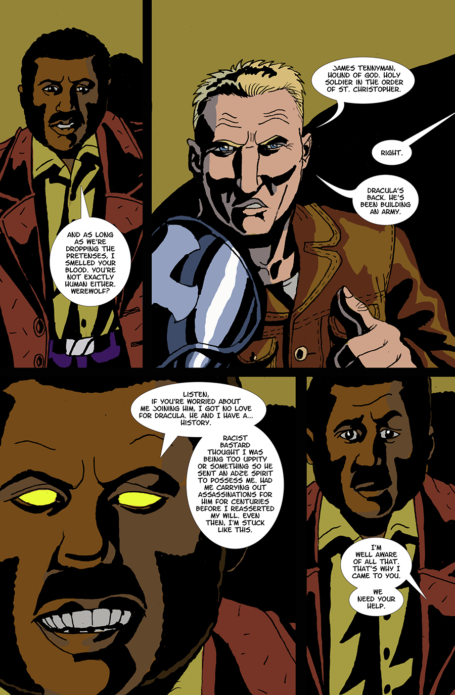 Undeath #2 Page 8