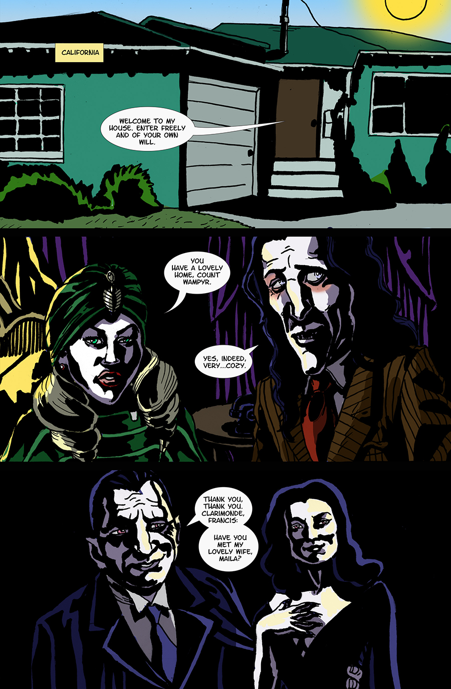 Undeath #2 Page 9