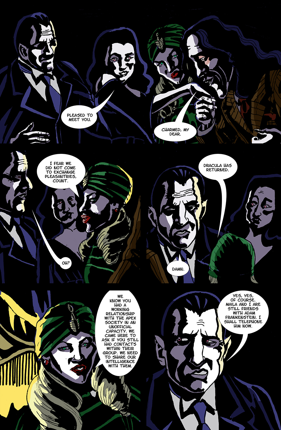 Undeath #2 Page 10