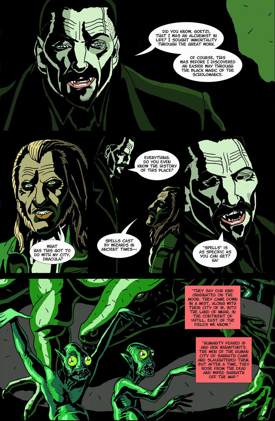 Undeath #2 Page 11