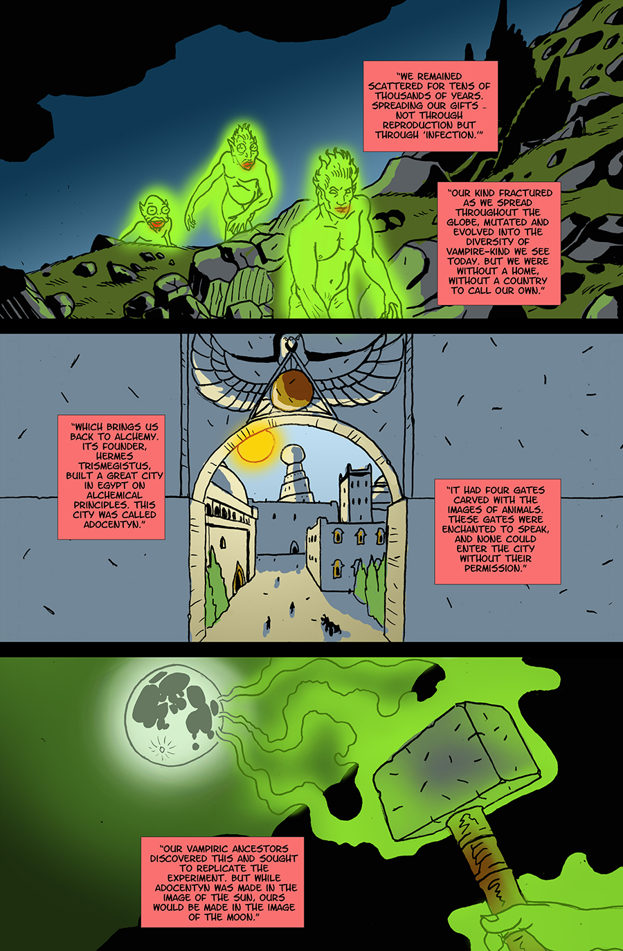 Undeath #2 Page 12