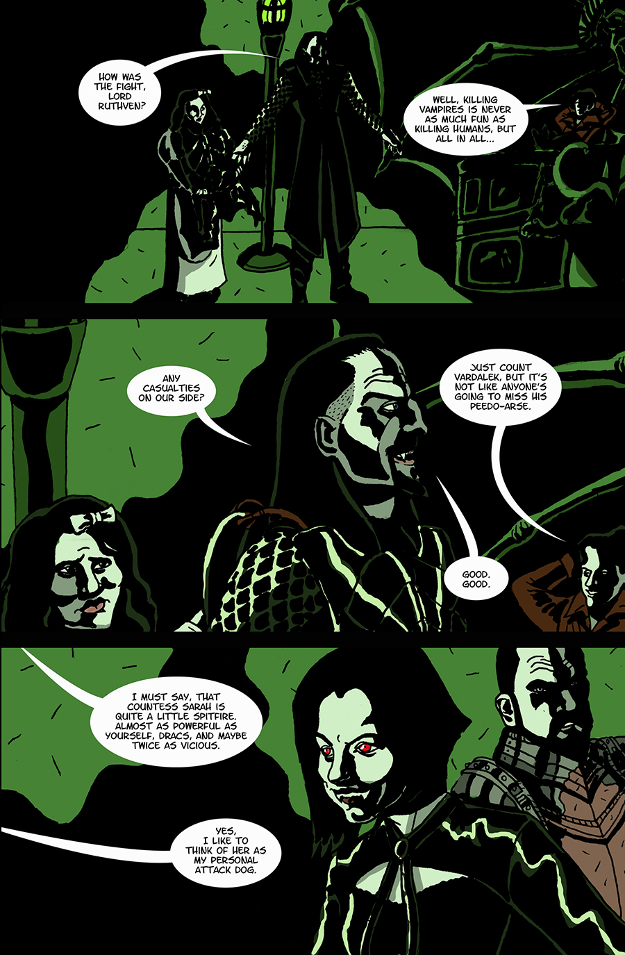 Undeath #2 Page 16