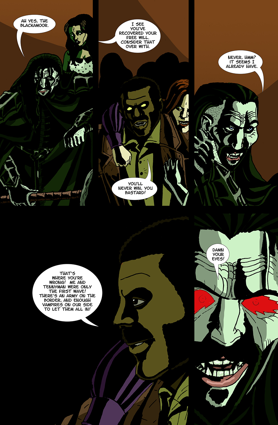 Undeath #5 Page 13