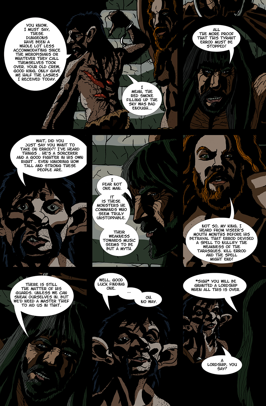 The Apex Society #14 Page 11